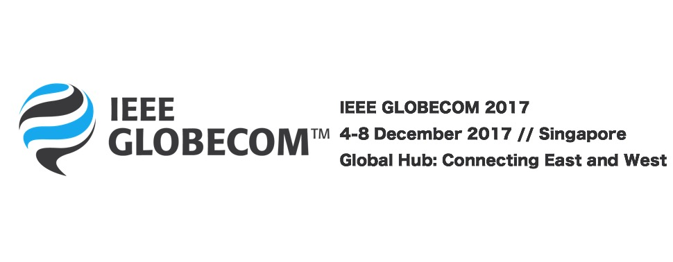 Ricardo Santos did a presentation on GLOBECOM 2017